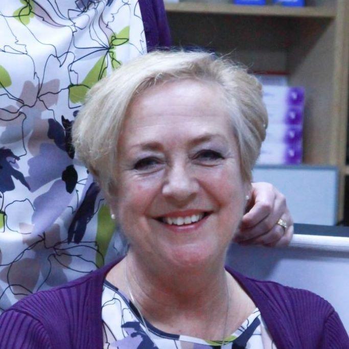 Dental Receptionist Julia Cogden