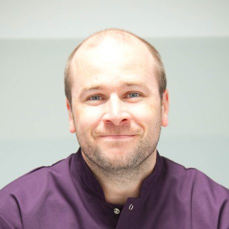 Dentist Kieran McAuliffe
