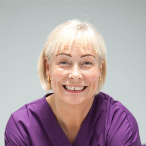 Dental Hygienist Paula Fielding