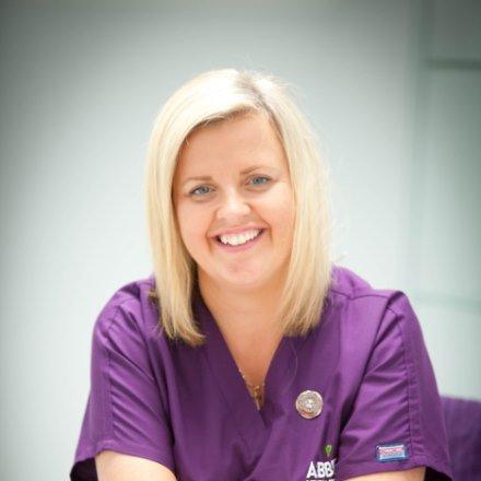 Dental nurse Susan Lea