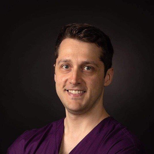 Dentist Gary Zolty